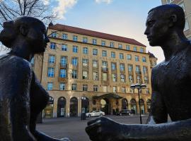 Hotel near Лейпциг