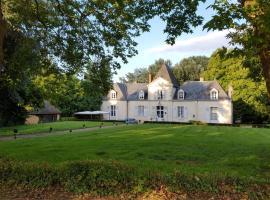 Hotel Photo: Domaine De Chatenay - Le Mans
