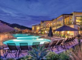 Hotel near USA