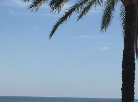 Hotel fotoğraf: Appartement charmant Cagne sur Mer