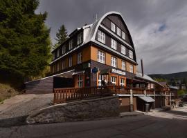 Hotel photo: Hotel Svaty Hubert