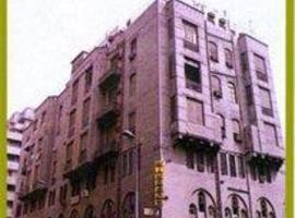 Hotel near Egyiptom