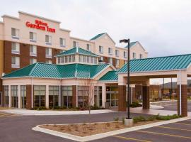 Hotel photo: Hilton Garden Inn Naperville/Warrenville