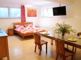 Hotel photo: Großzügige Souterrainzimmer