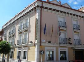 Hotel photo: Hostal Virgen del Villar