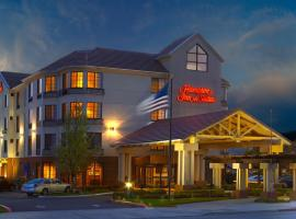 A picture of the hotel: Hampton Inn & Suites San Francisco-Burlingame-Airport South