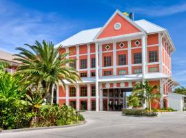 Hotel near Bahamasaaret