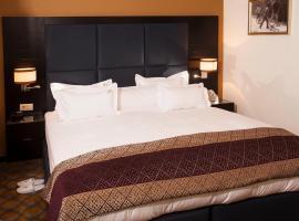 Hotel near Лубанго