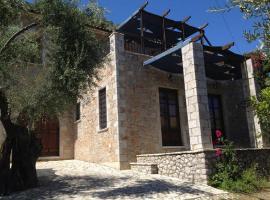 Hotel photo: Leonidio Stone House