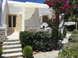 Hotel photo: Villa Nausithoe