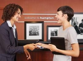 Hotel photo: Hampton Inn & Suites San Antonio Brooks City Base, TX