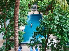 Hotel fotoğraf: Blue Lime Phnom Penh