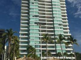 Hotel photo: Departamentos de lujo con playa