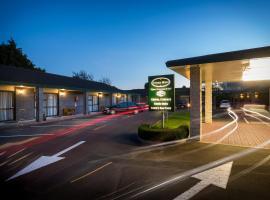 Hotel near Palmerston North