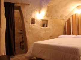 Hotel photo: Saxum - Residenze del Caveoso