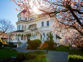 Hotel photo: Pendray Inn and Tea House