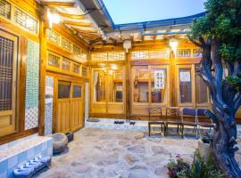 A picture of the hotel: Aega Hanok Guesthouse