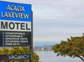 Hotel photo: Acacia Lake View Motel