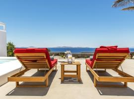 Hotel photo: O Lofos Luxury Boutique Suites