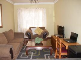 Hotel near Lesotho