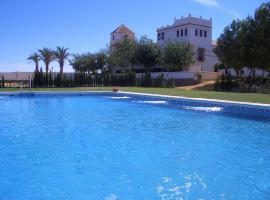 Hotel photo: Hacienda Los Jinetes
