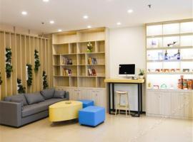 Хотел снимка: Hanting Express Dalian Olympic Square Hotel
