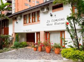 Hotel photo: La Campana Hotel Boutique