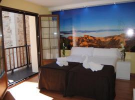 Hotel photo: The Way Hotel Molinaseca