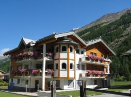 Hotel Photo: Haus Alpenstern