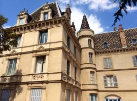 Hotel photo: Appartement Château Randin
