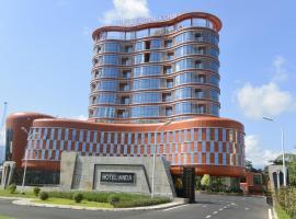 Hotel near Equatorial Guinea