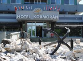 Hotel Photo: Hotel Kormorán