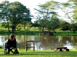 Hotel photo: Voyager Ziwani Tented Camp