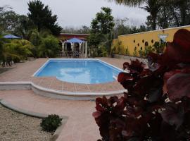 A picture of the hotel: Posada Ya´ax Ich