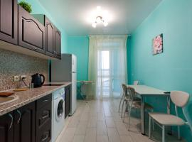 호텔 사진: Apartment on Krasnaya 176 1\1