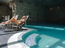 Hotel photo: Hotel Helvetia Thermal Spa
