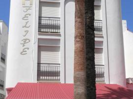 Hotel foto: Pensión Felipe