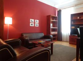 A picture of the hotel: Sunny Apartment on Bohdana Hhmelnitskogo 66