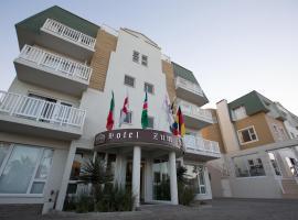 Hotel near Namibia