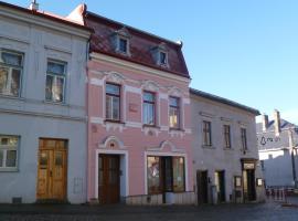 Hotel photo: Apartman Pod Kostelem