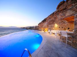Hotel photo: Mykonos Beach Hotel