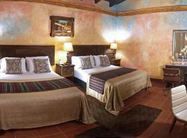 Hotel photo: Hotel Eterna Primavera Antigua