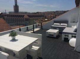 Hotel kuvat: A Terrace on a Topfloor with a View