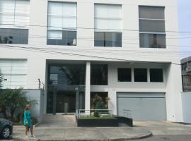Hotel photo: Miller Duplex