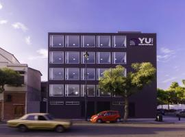 A picture of the hotel: YU! Smarthotels
