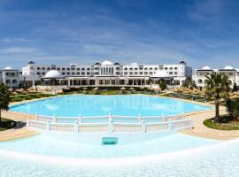 Hotel photo: Golden Tulip Taj Sultan Resort