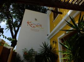 Hotel near Kapverdy