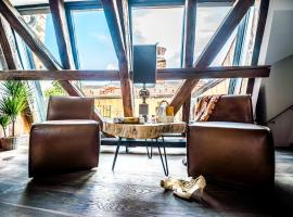 Hotel photo: PEST-BUDA Design Hotel by Zsidai Hotels at Buda Castle