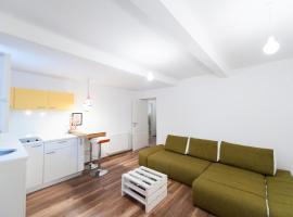 Hotel photo: IKS Apartman