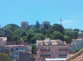 Hotel near Lizbon